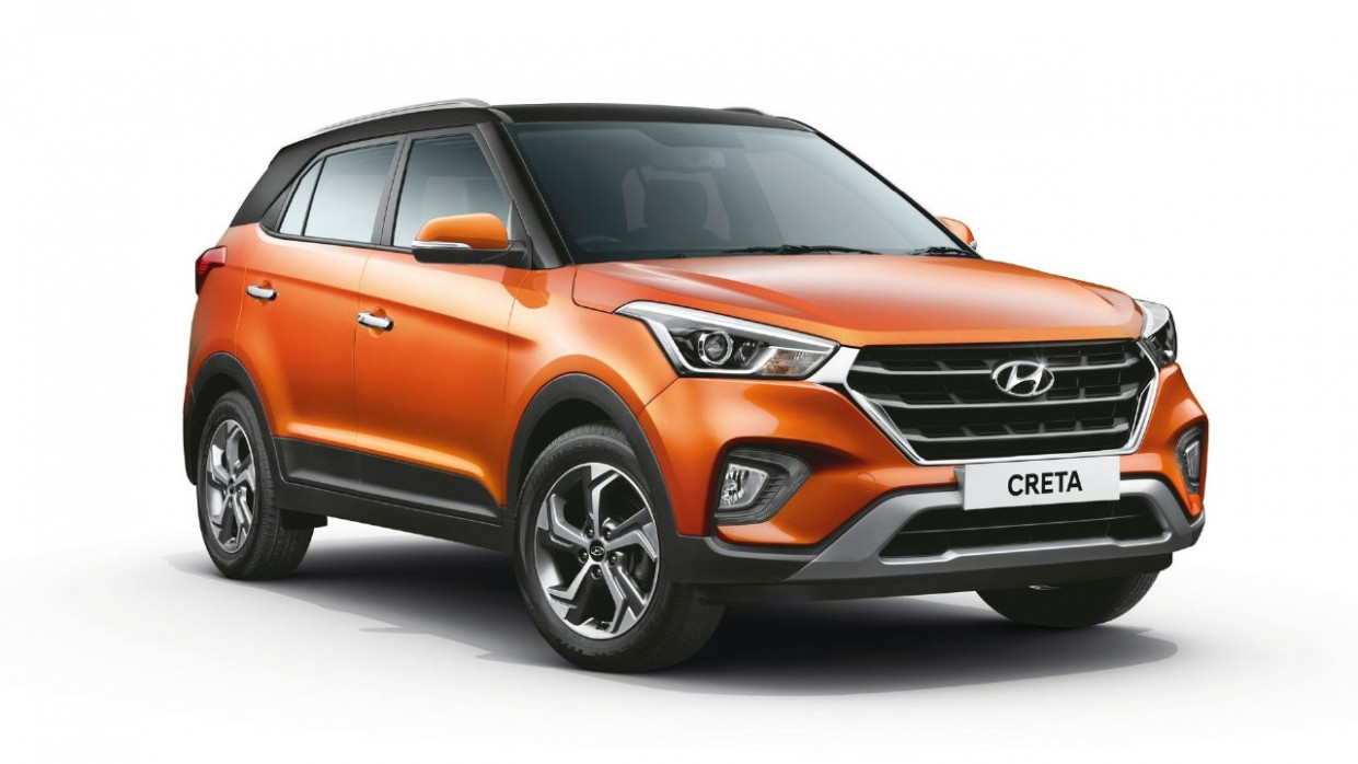Hyundai Creta [6-6] SX 6.6 (O) Executive CRDi Price in India ...