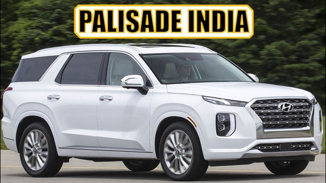 HYUNDAI PALISADE INDIA LAUNCH DETAILS | HYUNDAI PALISADE INDIA