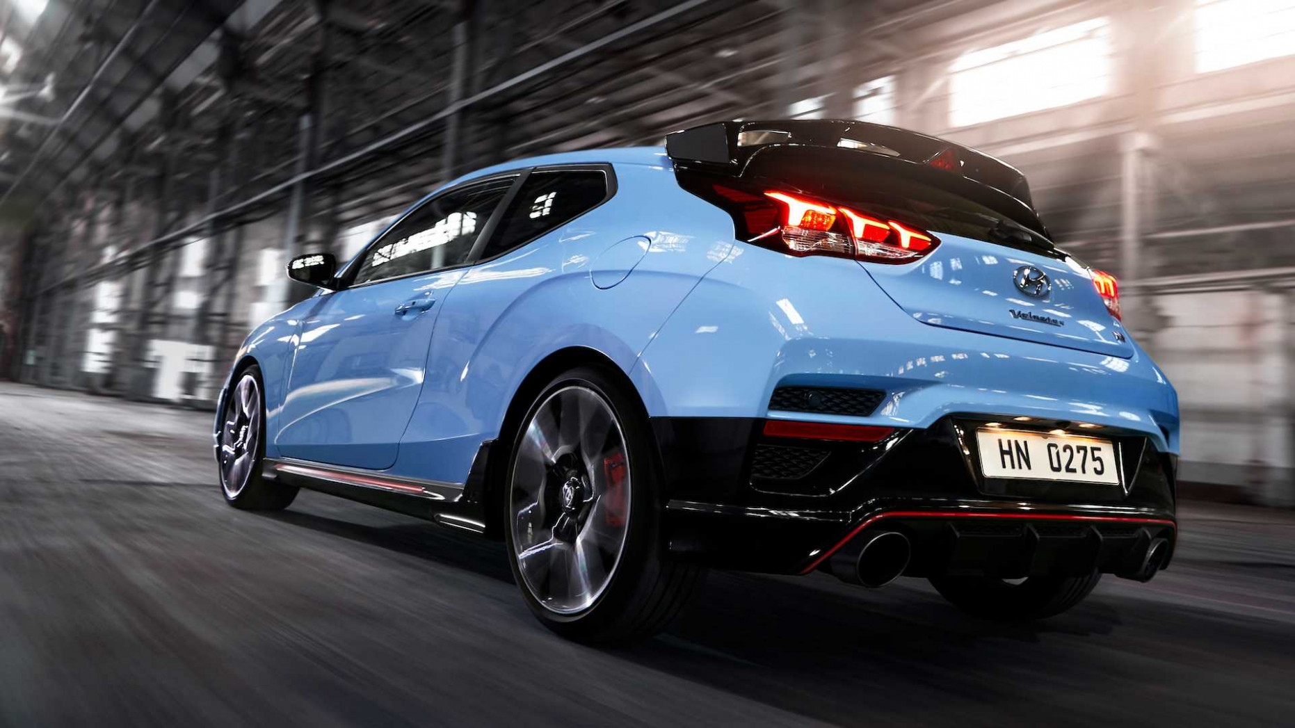 Hyundai Veloster N With New DCT Gearbox Featured In-Depth In Video