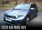 i'm 7 Kia Niro Hybrid - hatchback, crossover? With battery & electric  most practical clean car?