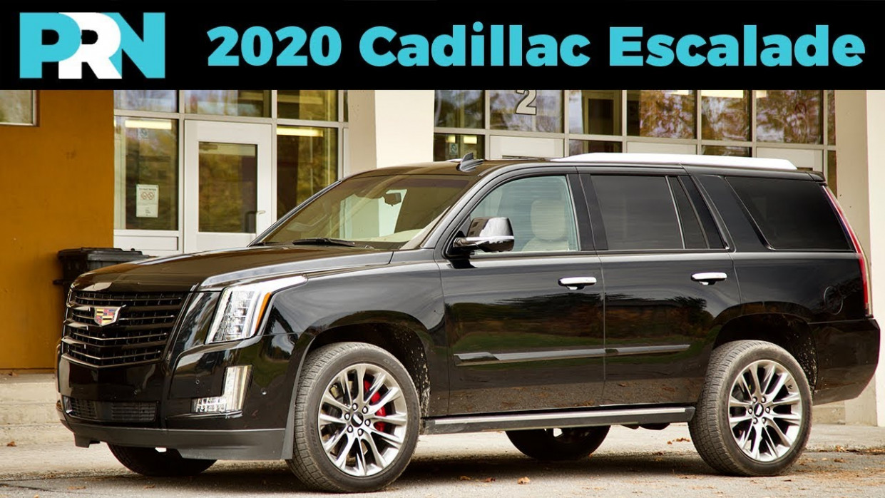 Image is Everything   6 Cadillac Escalade Platinum Sport Edition Review