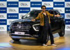 In pics: Hyundai Creta 7 breaks cover at Auto Expo 7