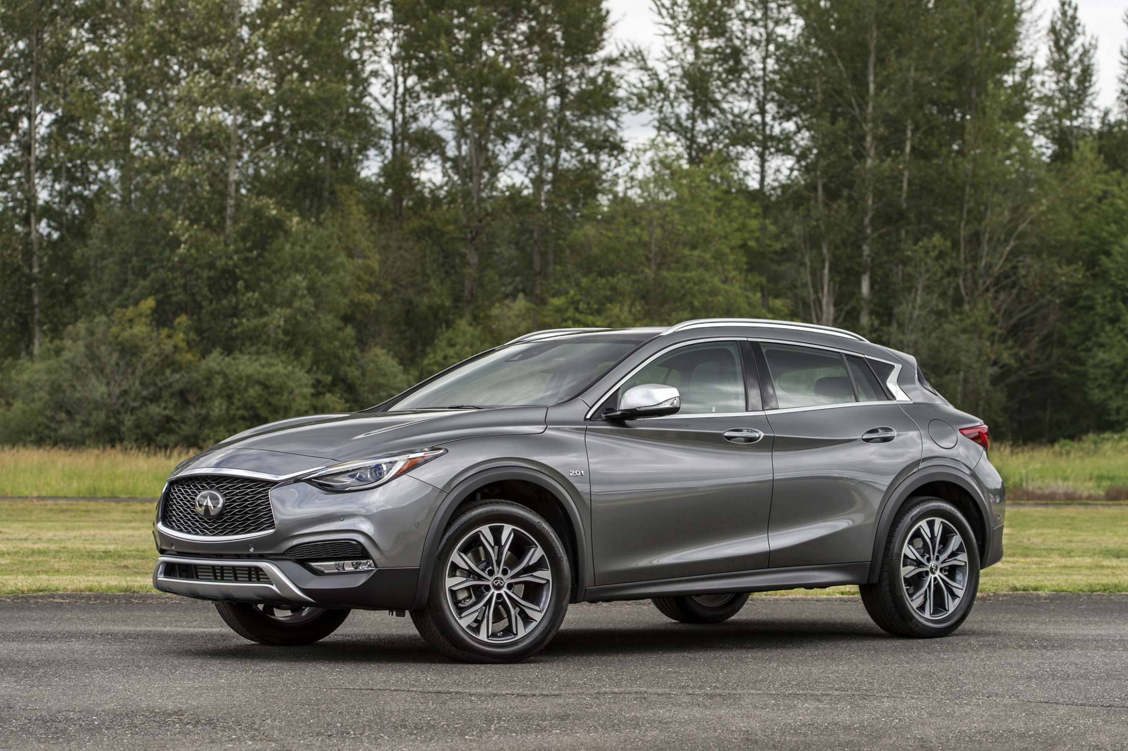 Infiniti QX7 set to expire after 7 model year - 2020 infiniti qx30