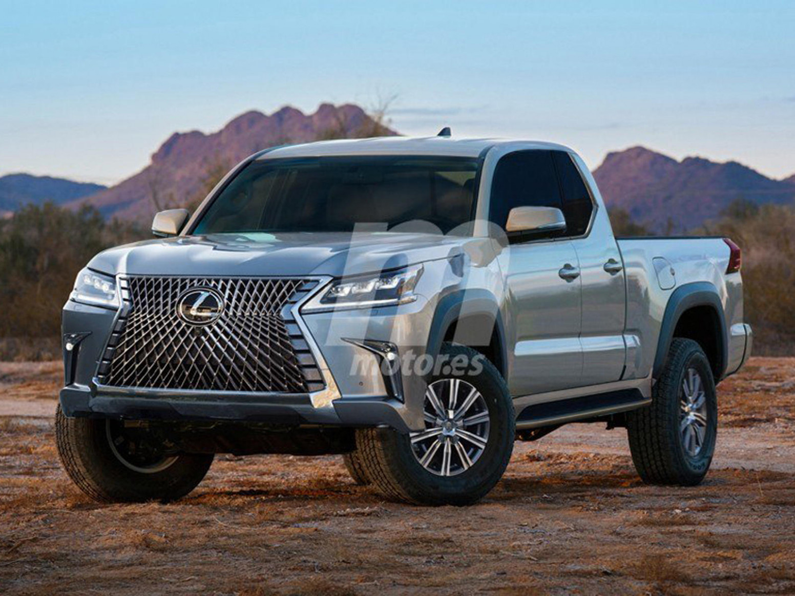 Is Lexus Serious About Building A Pickup Truck? | CarBuzz