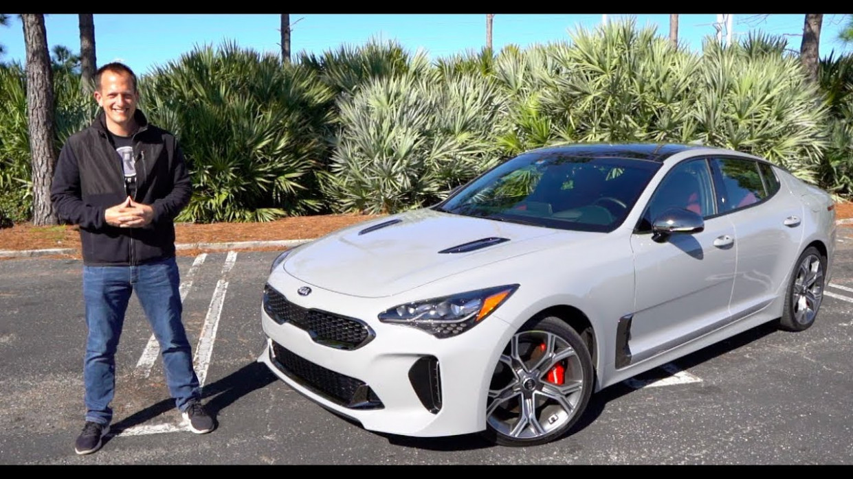 Is the 6 Kia Stinger GT the ULTIMATE luxury performance sedan for the  PRICE?