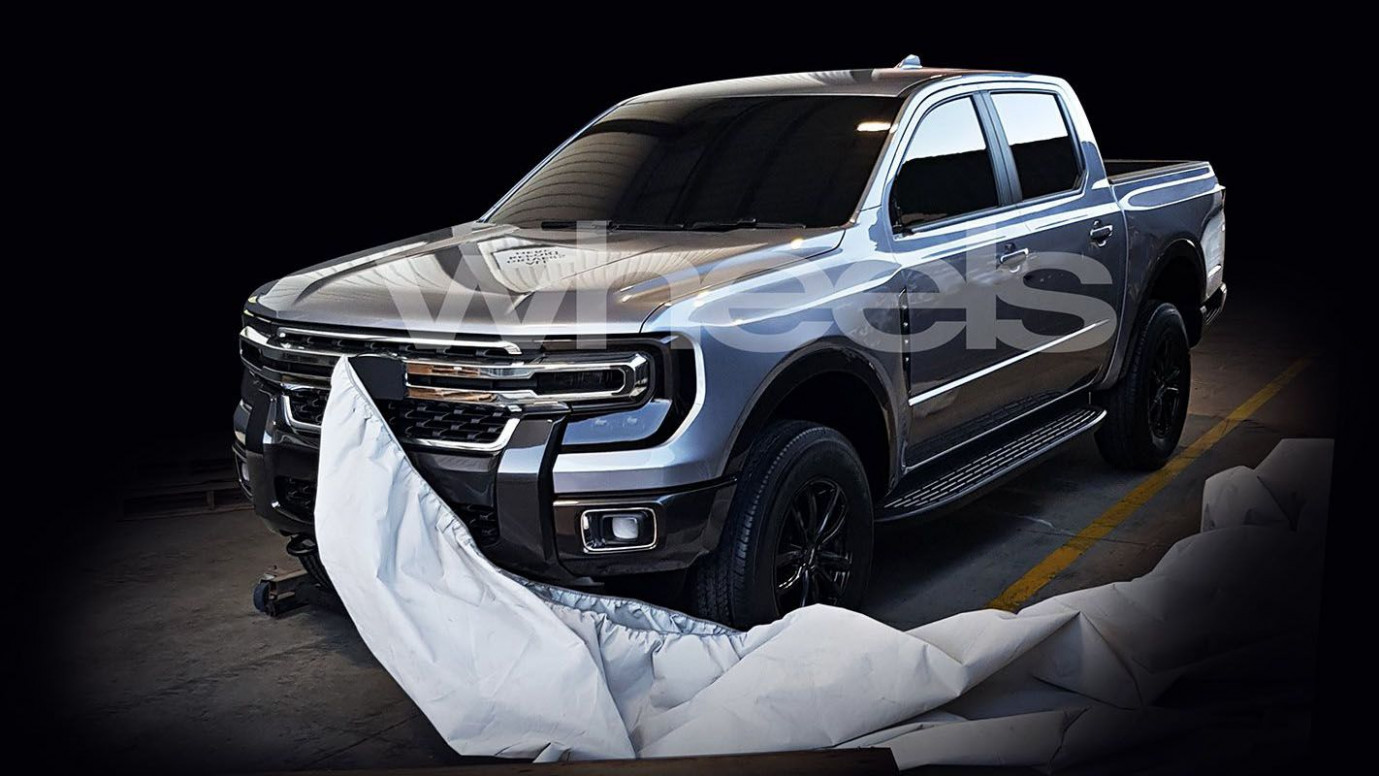 Is This the Next-Generation Ford Ranger? | Ford ranger, 6 ford ...