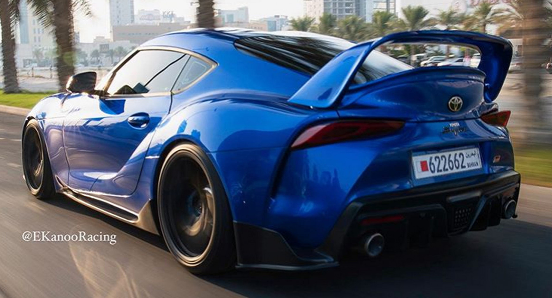 Is This What The 6 Toyota Supra Should Have Looked Like From ..