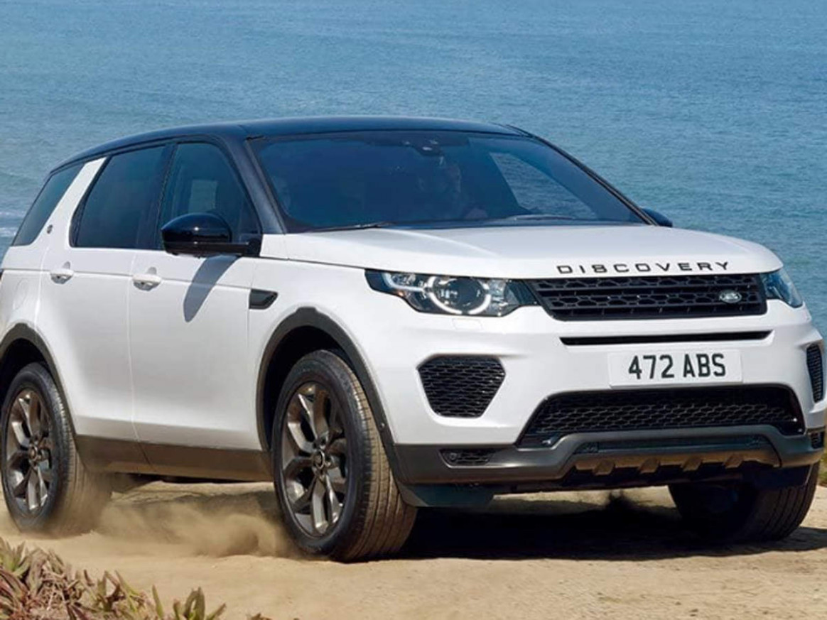 Jaguar Land rover Price: JLR unveils 6 edition of Discovery at ...
