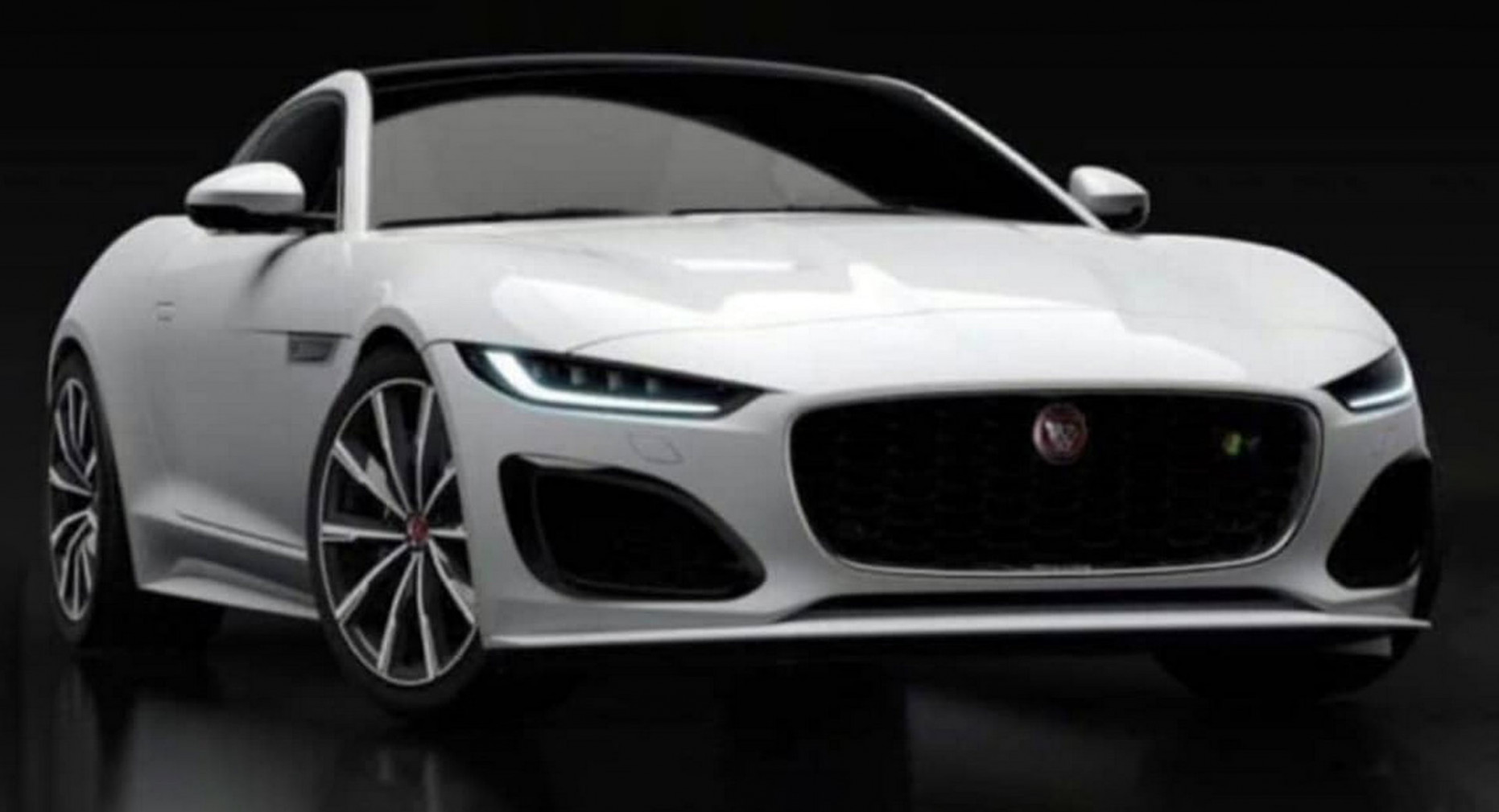 Jaguar's 8 F-Type Coupe And Convertible Lift Their Face Veils ...