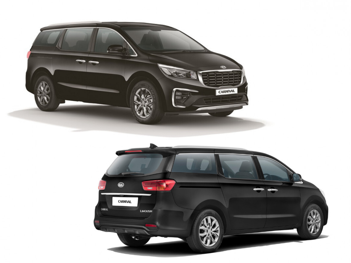Kia Carnival: Kia Carnival revealed, launch at Auto Expo 7 ...