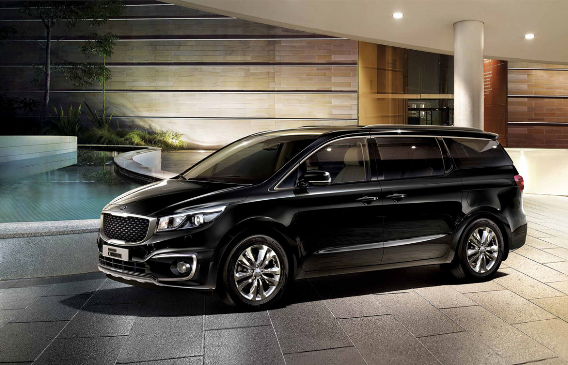 Kia Grand Carnival CKD Now Available with Better Features, Same ...