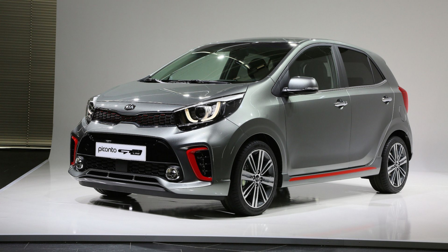 Kia Picanto Gt Line 8 New Review (With images) | Kia picanto ...