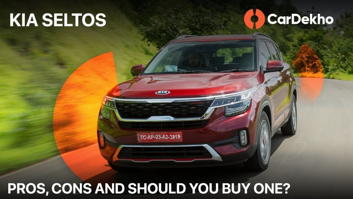 Kia Seltos Pros, Cons & Should You Buy One? | Price In India, Features &  More | CarDekho.com