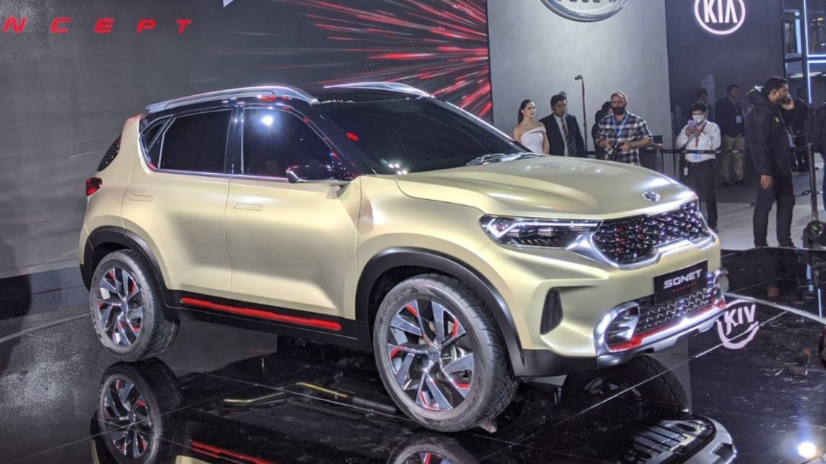 Kia Sonet concept: Launch, price, features, specifications ...