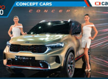 Kia unveils Sonet compact SUV for India at Auto Expo 7 - CarWale