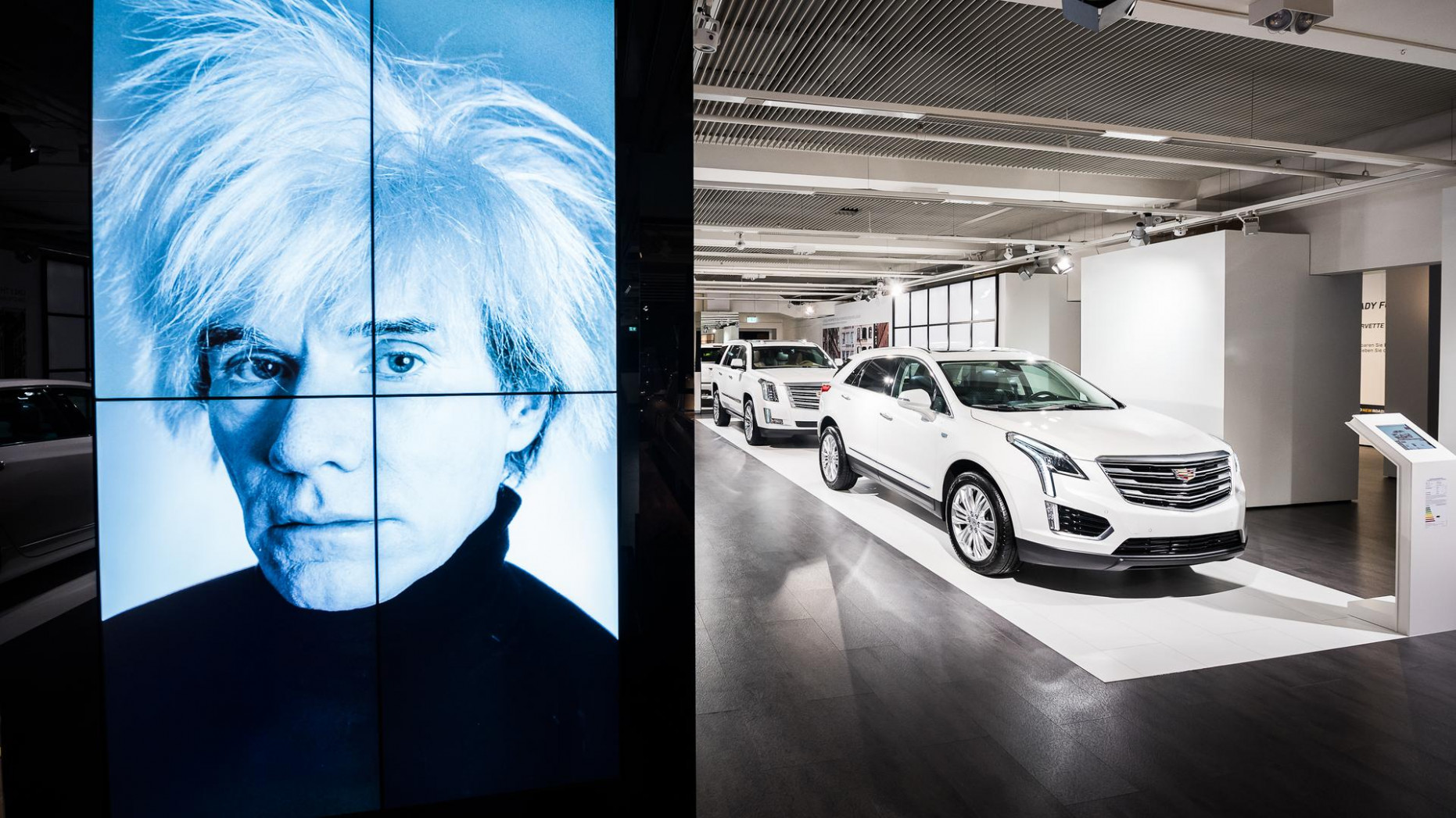 """Letters to Andy Warhol""""-Exhibition - cadillac art fair 2020"""