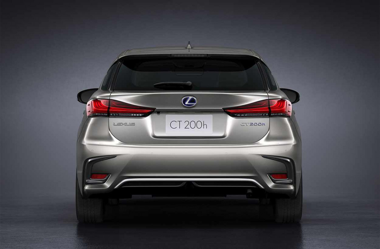 Lexus CT 6h 6 - the next restyled hybrid hatchback – cars ..