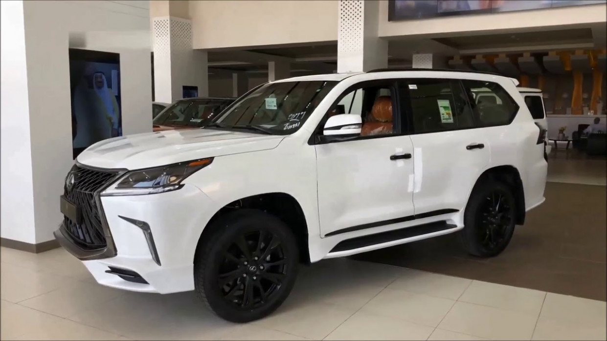 Lexus LX 6 BLACK EDİTİON 6 SUV - lexus black edition 2020 price