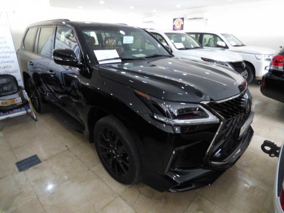 Lexus LX 6 S Black Edition 6 New | Q Motor - lexus black edition 2020 price