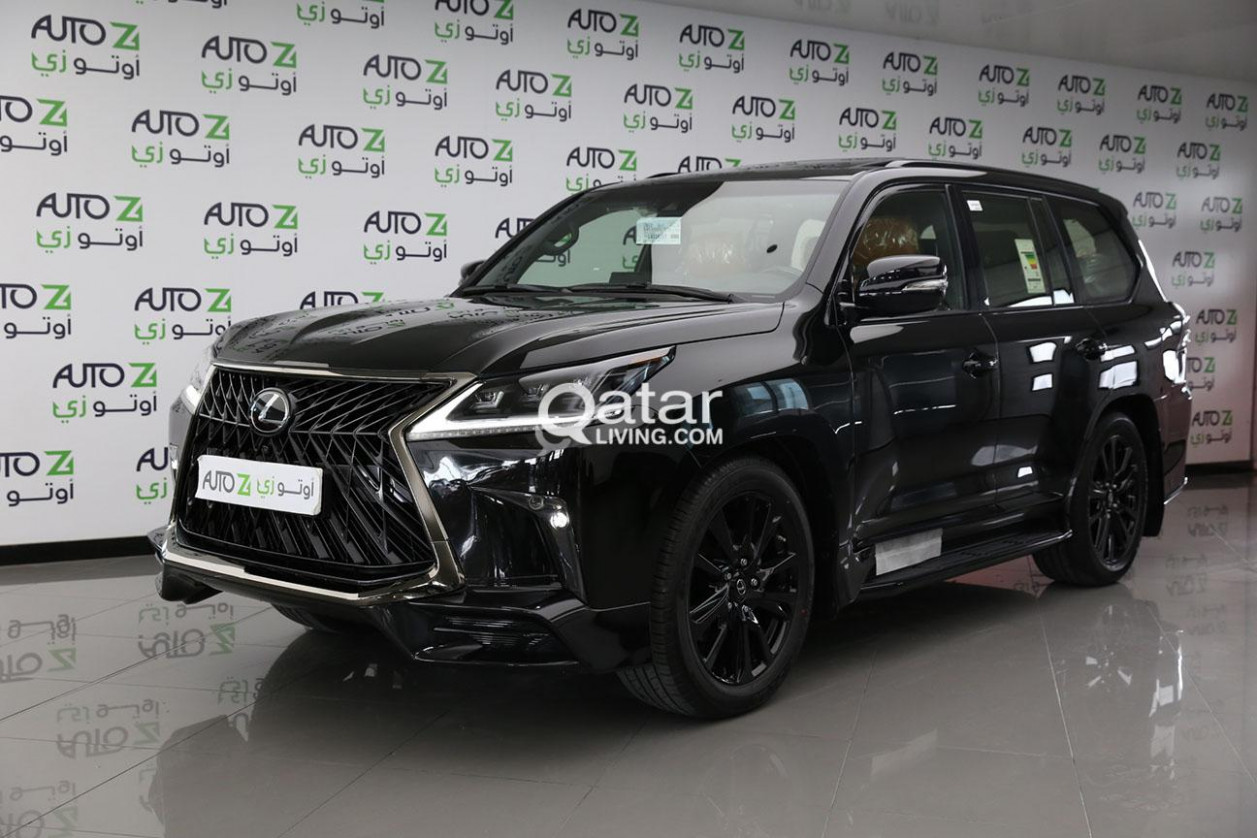 Lexus LX 6 S Black Edition - 6 | Qatar Living - lexus black edition 2020 price