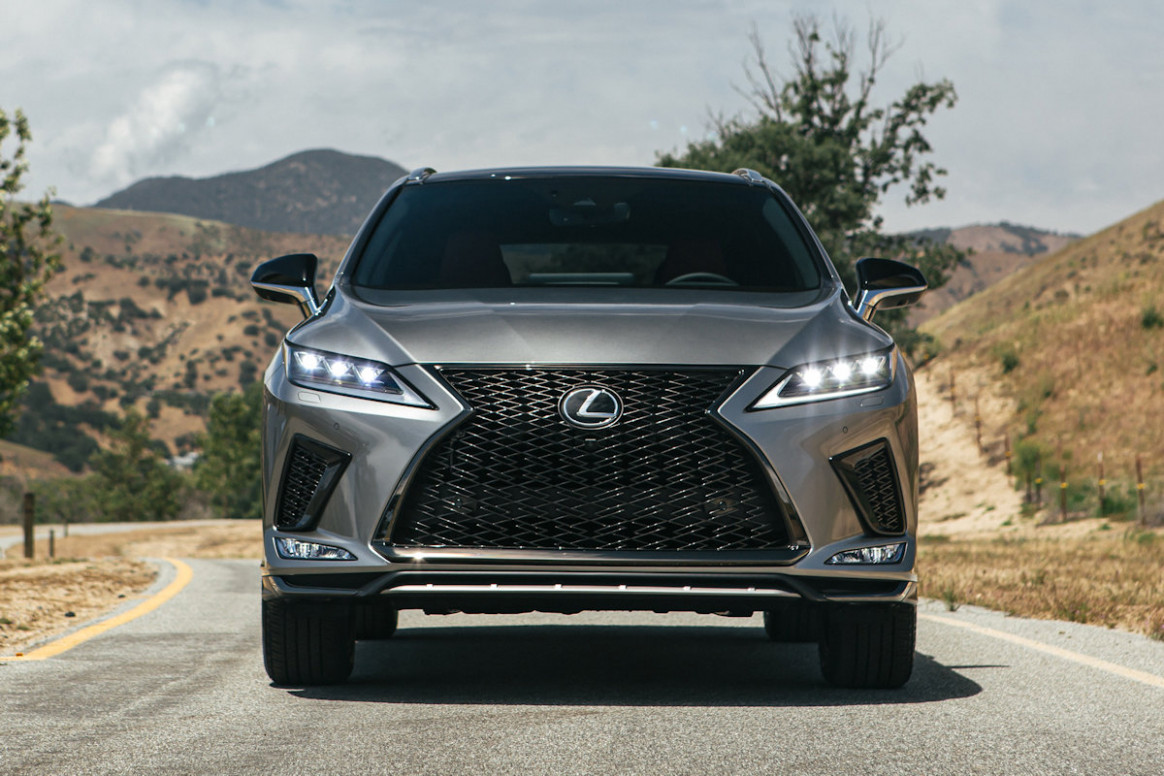 Lexus Philippines is Set to Introduce the Three-Row 8 RX L Soon ...