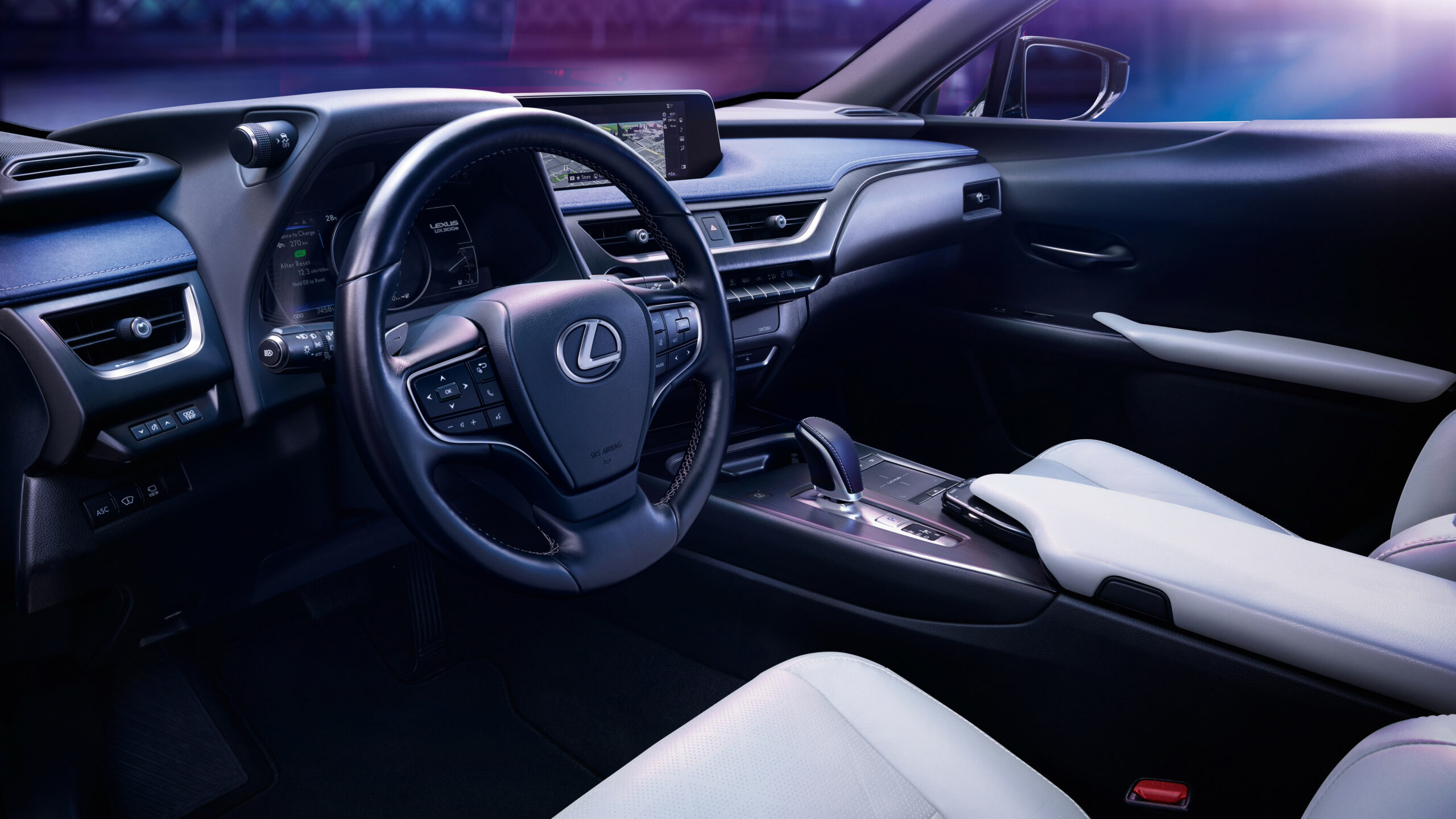 Lexus UX 6e 6 6K Interior 6 Wallpaper | HD Car Wallpapers ..