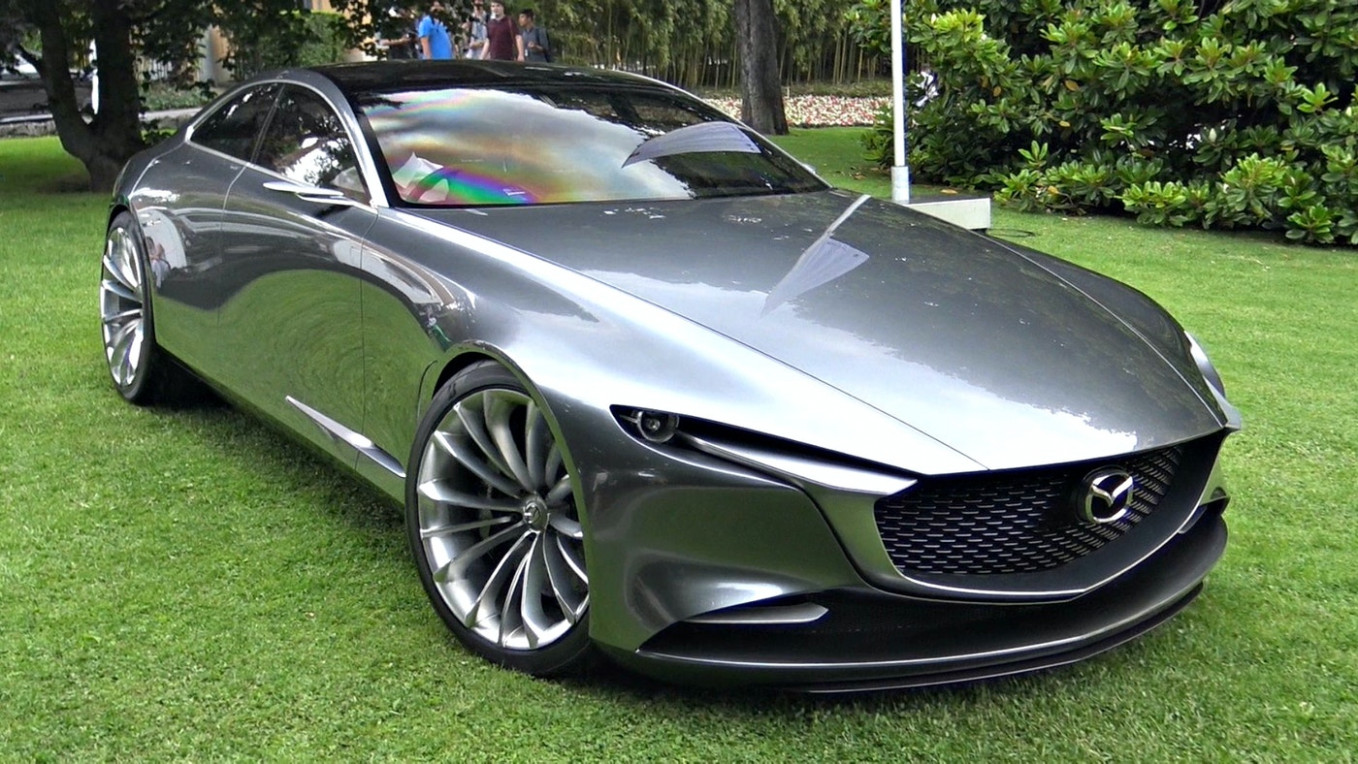 Listen To The Amazing Mazda Vision Coupe Concept Roar To Life! - 2020 mazda vision coupe
