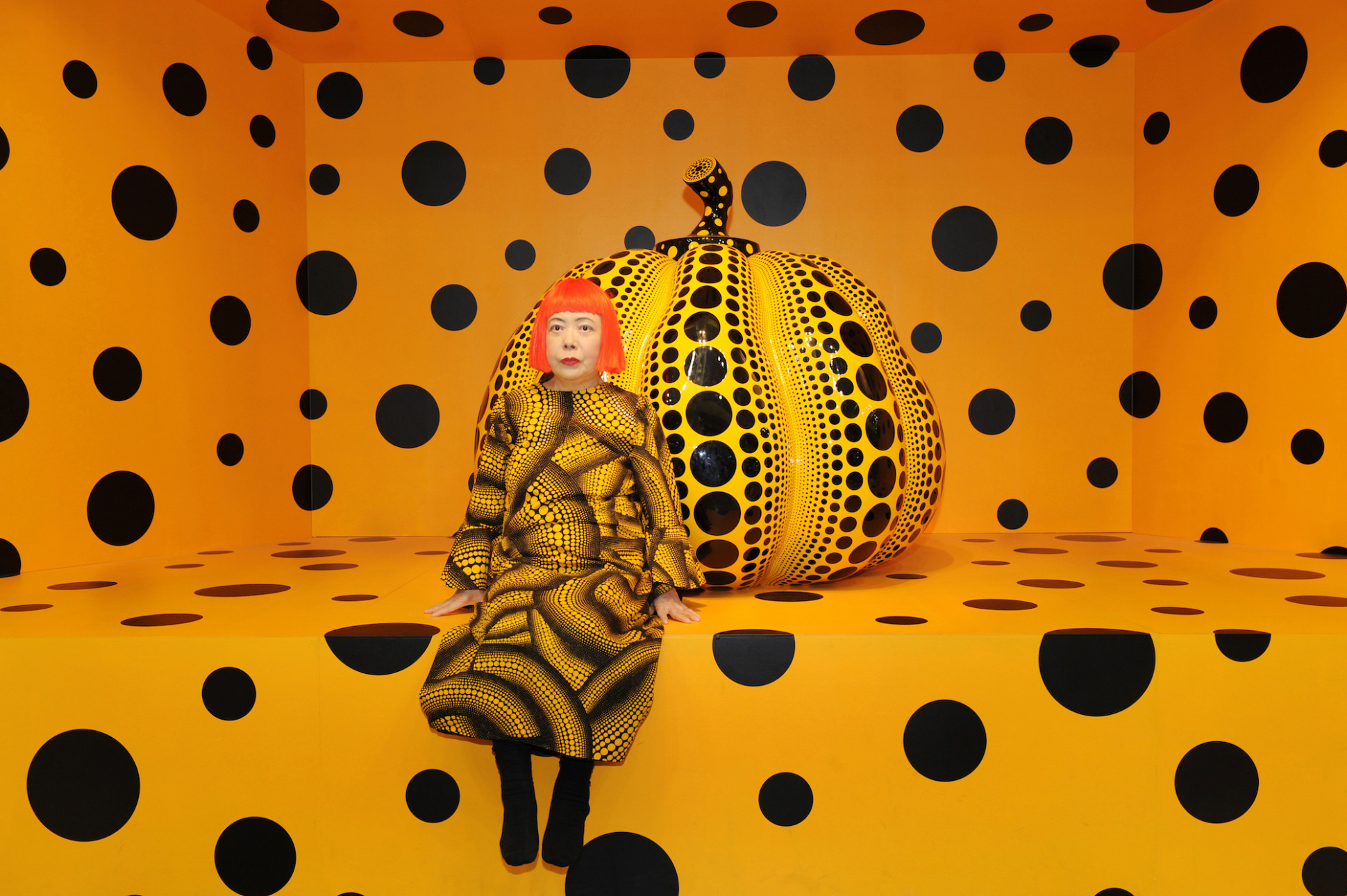 Major Yayoi Kusama Exhibit at New York Botanical Garden Postponed ..