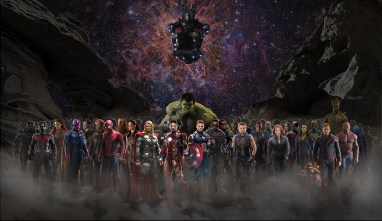 Marvel's 8 Movies Are Spoilers For 'Avengers: Infinity War'