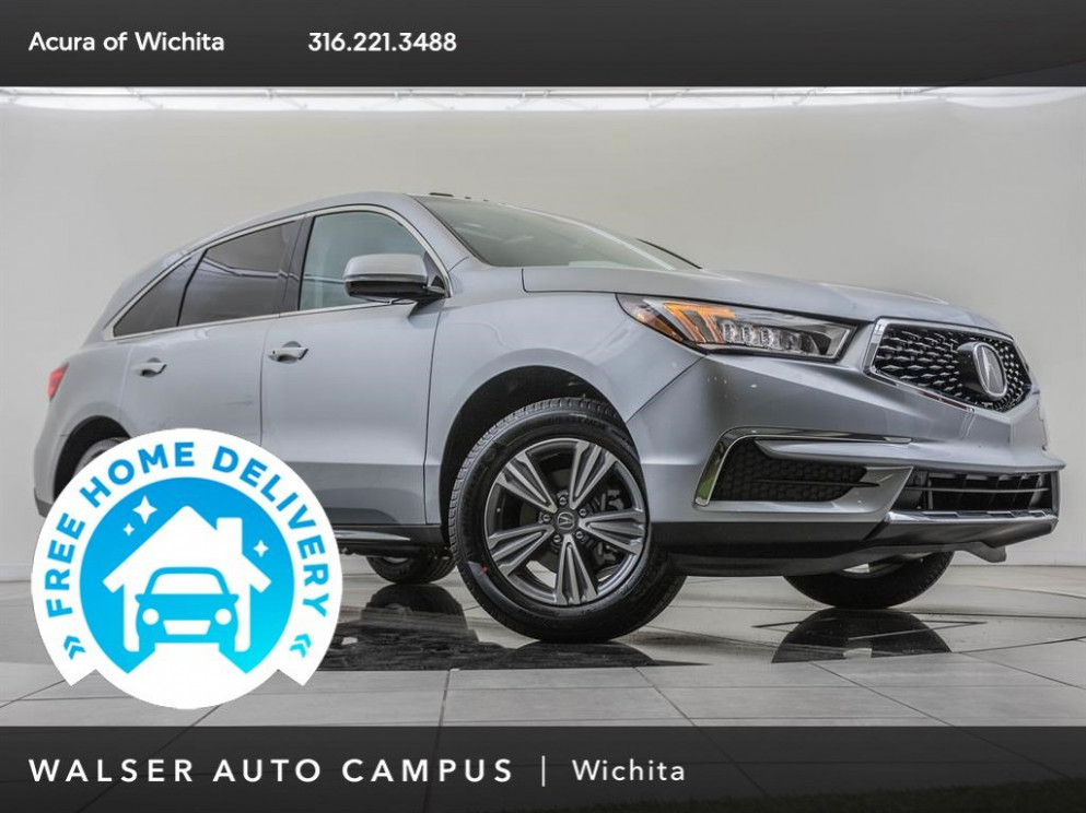 May 8 Best 8 Acura MDX Lease & Finance Deals | Walser Auto ..