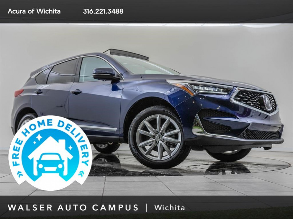 May 8 Best 8 Acura RDX Lease & Finance Deals | Walser Auto ..