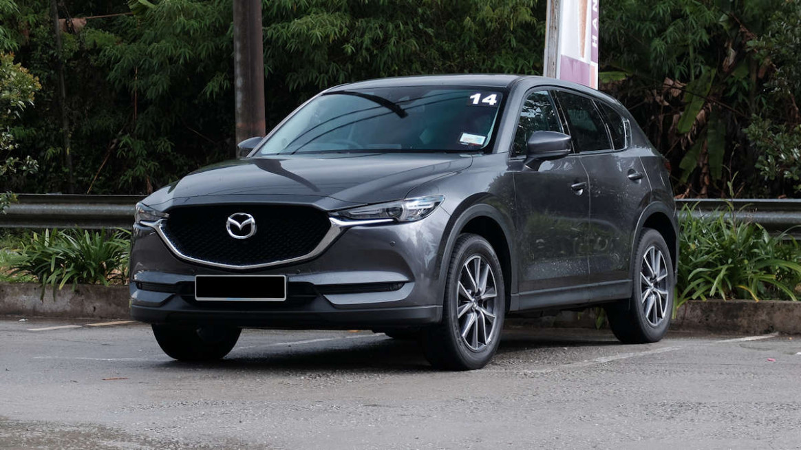 Mazda Philippines Unveils 7 CX-7 with New Fully-Loaded FWD ..