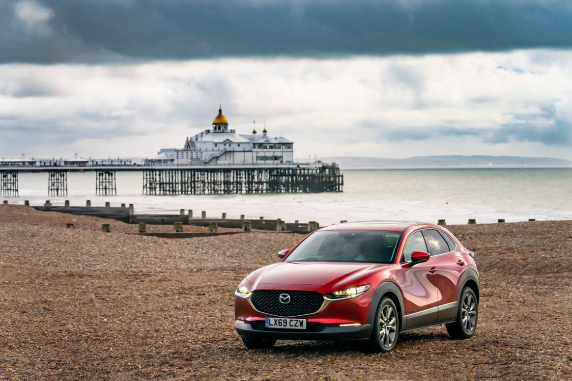 """Mazda UK PR على تويتر: """"With the updated 6 Mazda6 and the new .."""
