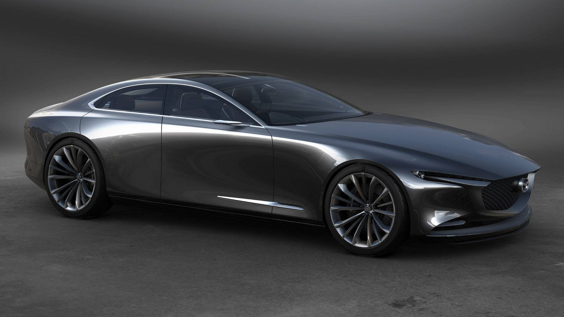 Mazda Vision Coupe Concept Takes Kodo - Soul Of Motion Design To ..