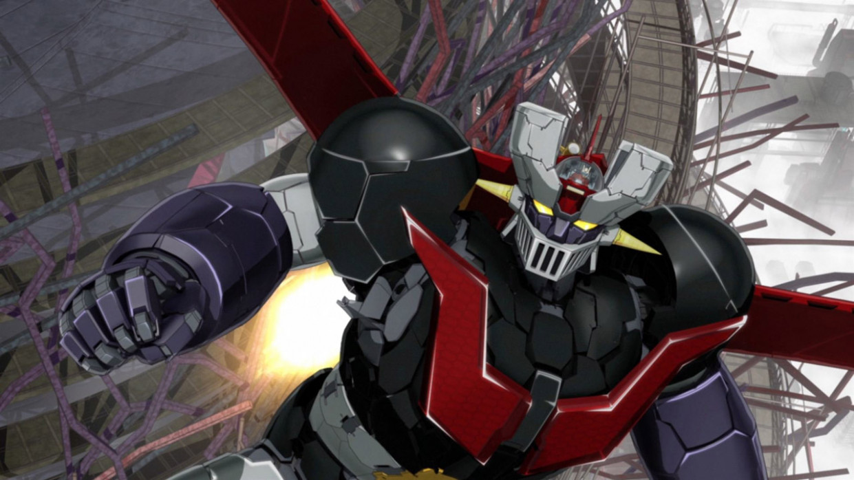 Mazinger Z: Infinity' Will Be Getting A Limited Theatrical Release ...
