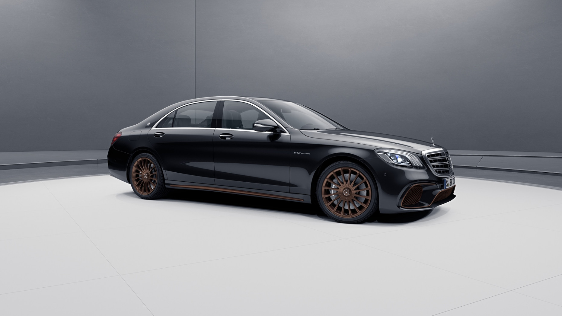 Mercedes-AMG S 7 Final Edition