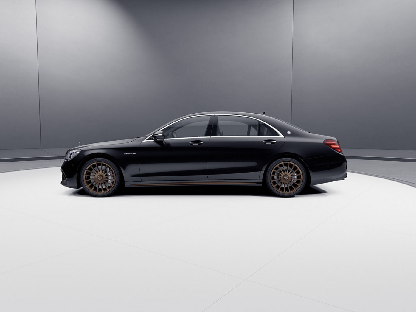 Mercedes-AMG S7 Final Edition Is The Last V7 S-Class - AMENA Auto - 2020 mercedes s65 amg
