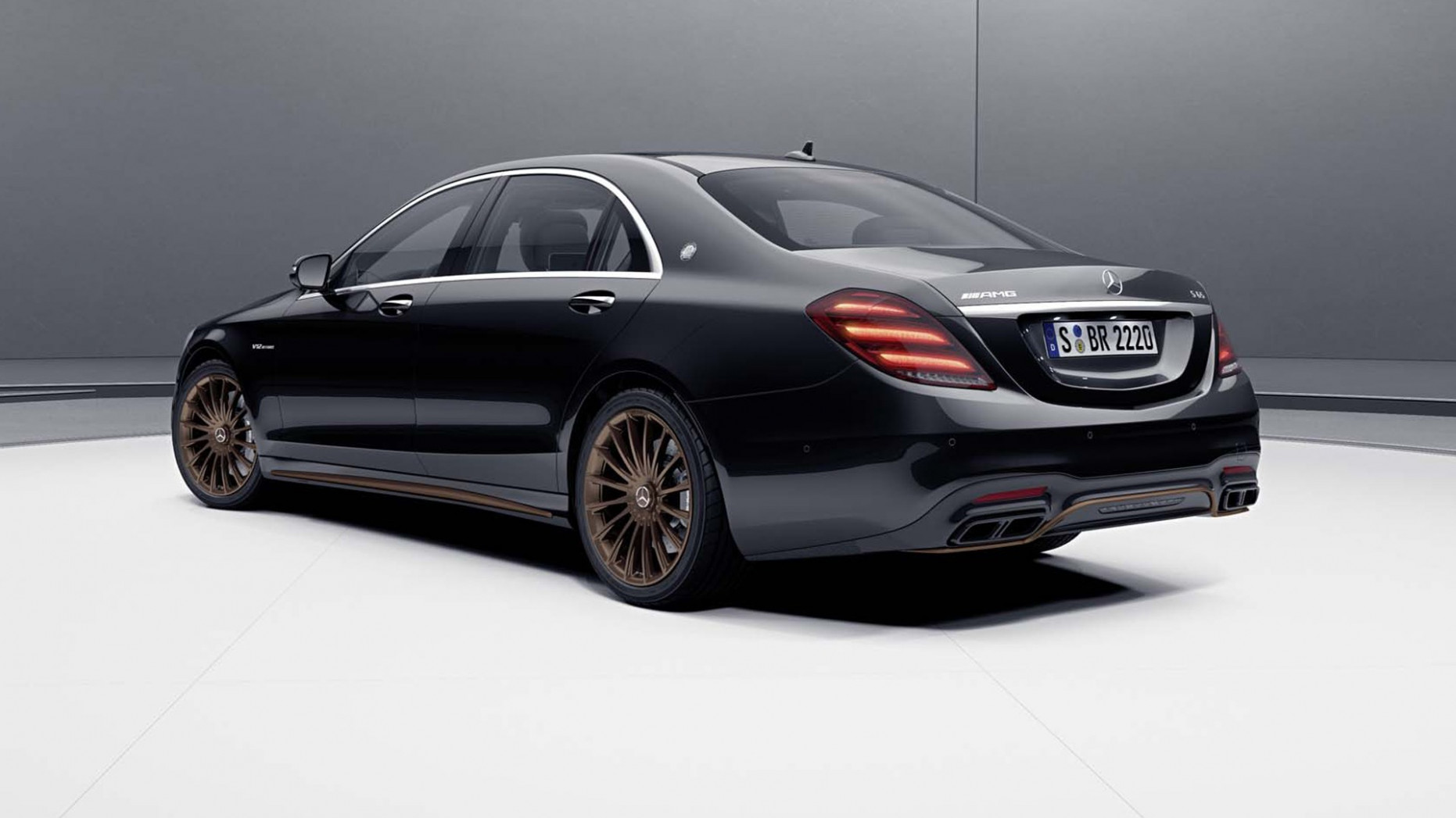 Mercedes-AMG S7 Final Edition waves goodbye to twin-turbo V-7 - 2020 mercedes s65 amg