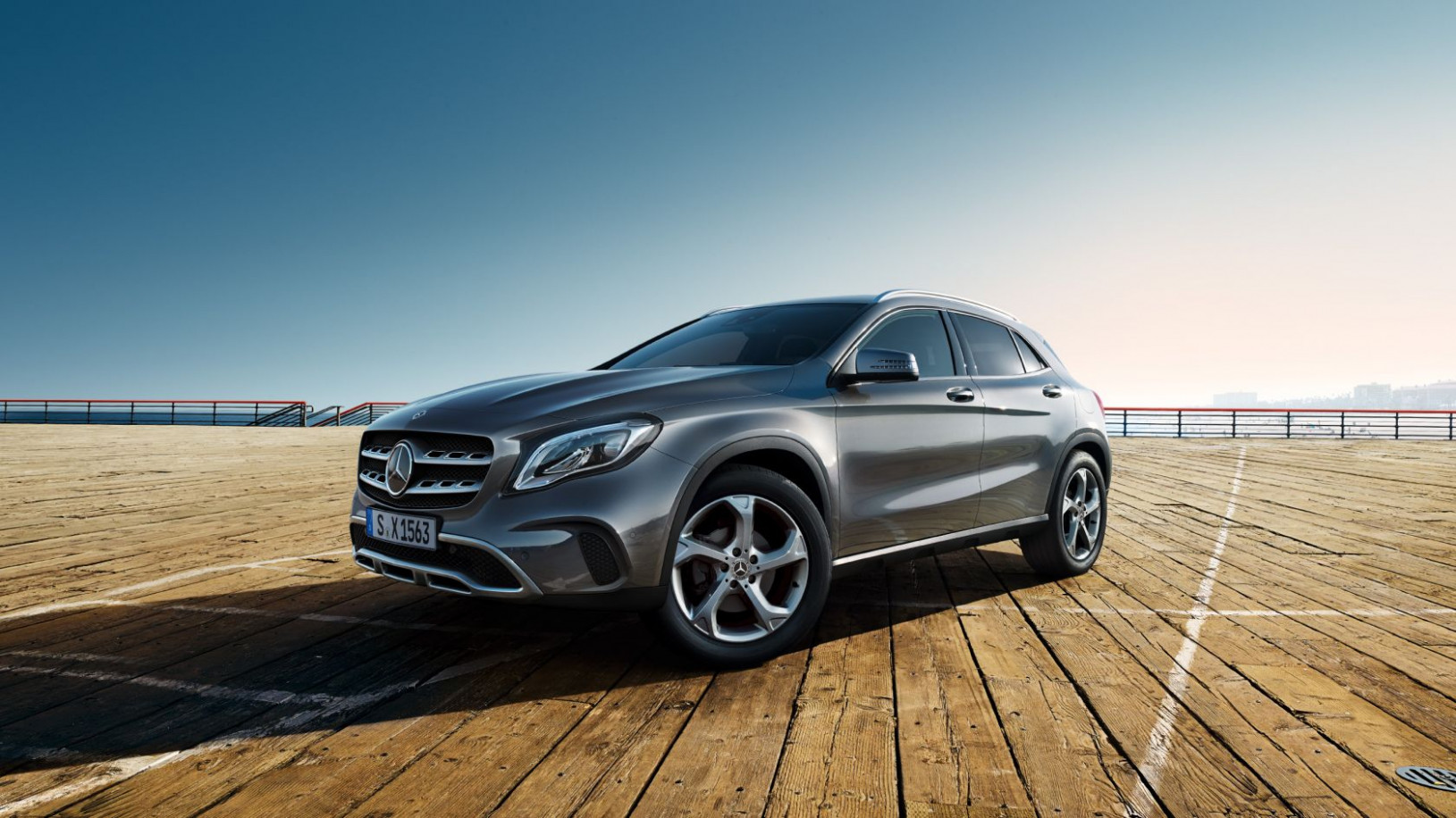 Mercedes-Benz GLA: Price List and offers