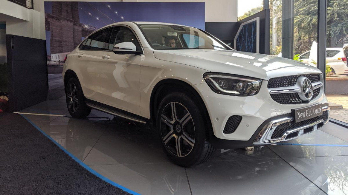 Mercedes-Benz GLC Coupe launched in India: Price, features ..