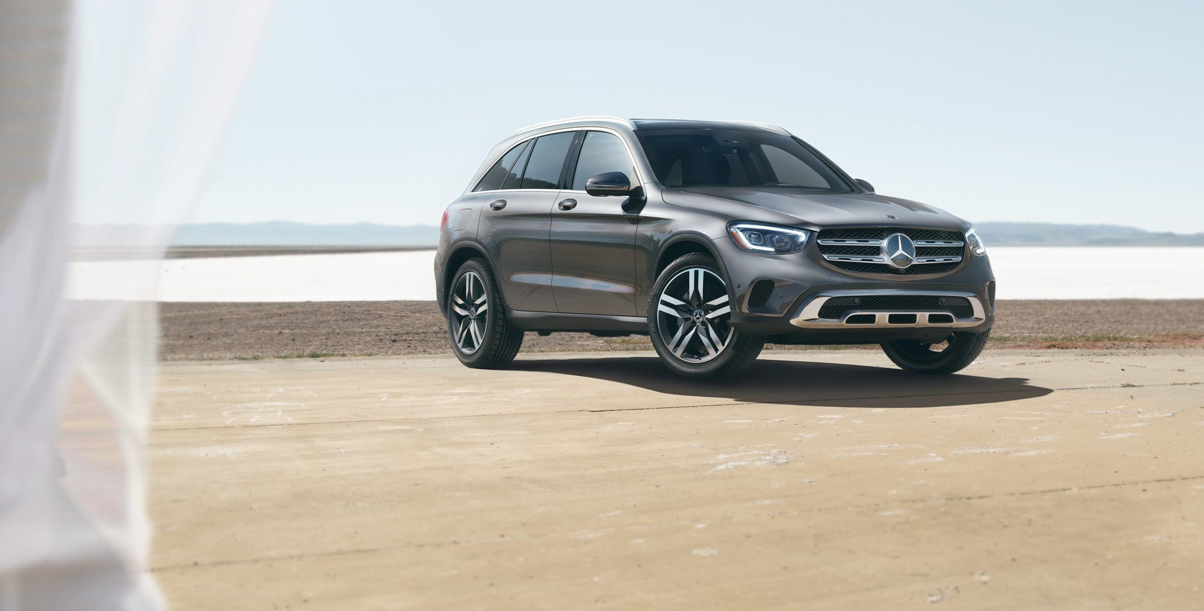 Mercedes-Benz GLC Lease Price & Offers - Los Angeles CA