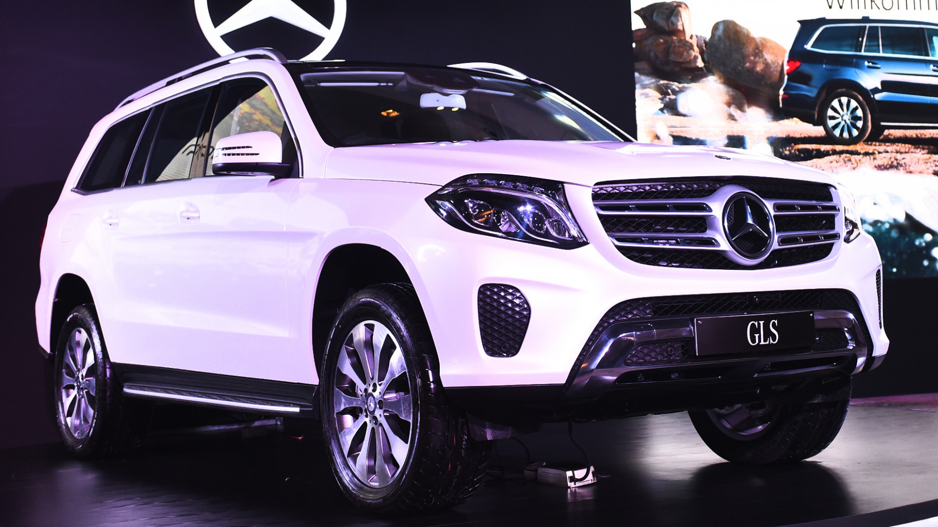 Mercedes-Benz GLS 8 - Price, Mileage, Reviews, Specification ..