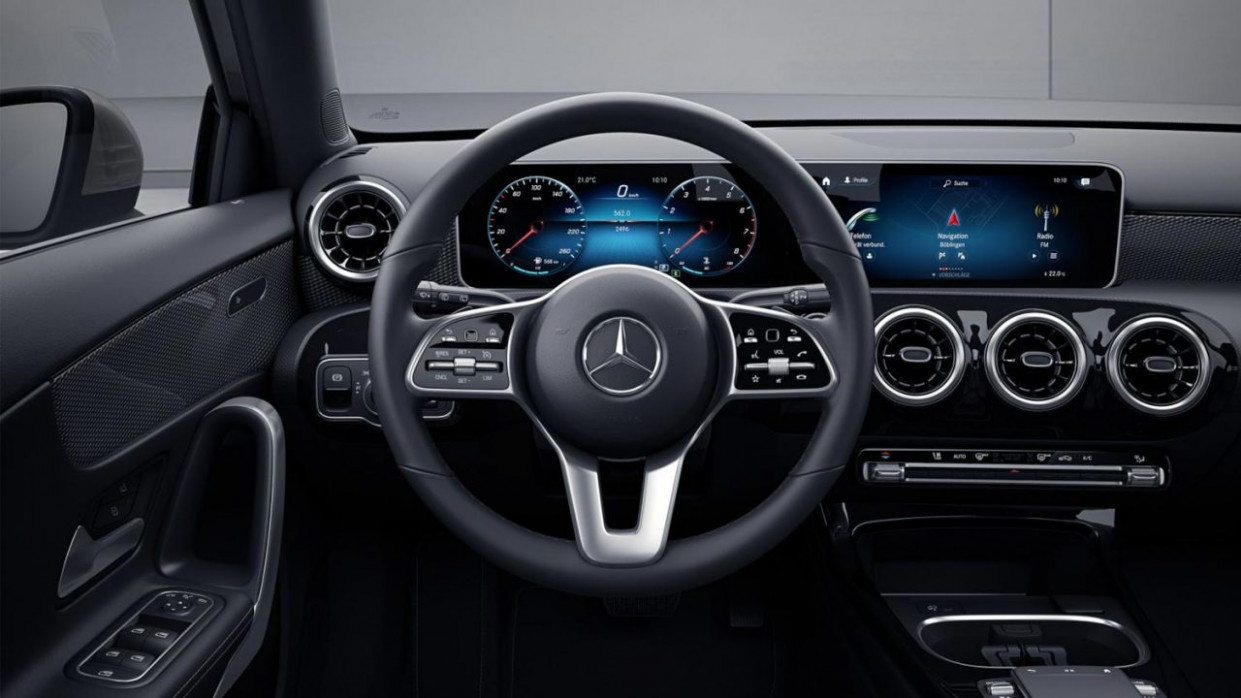 Mercedes-Benz To Debut A-Class Sedan In India At 8 Auto Expo - mercedes india price 2020