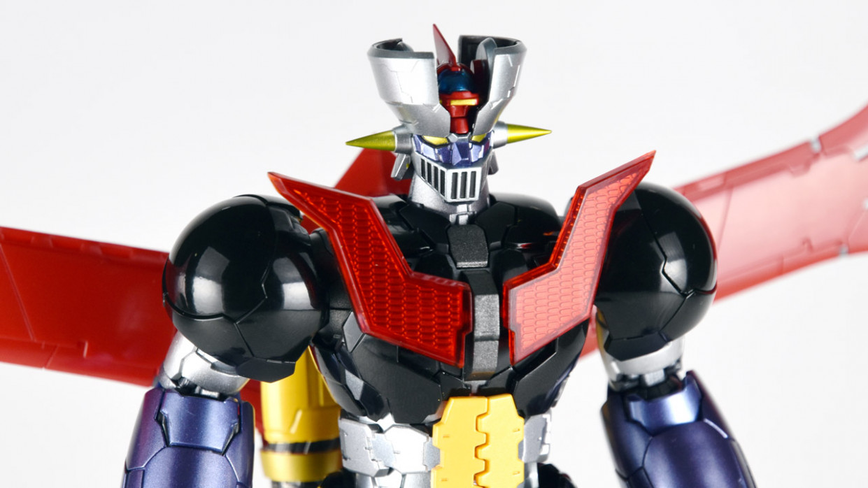 Metal Build Mazinger Z Toy Review: All The Abs - mazinger z infinity 2020