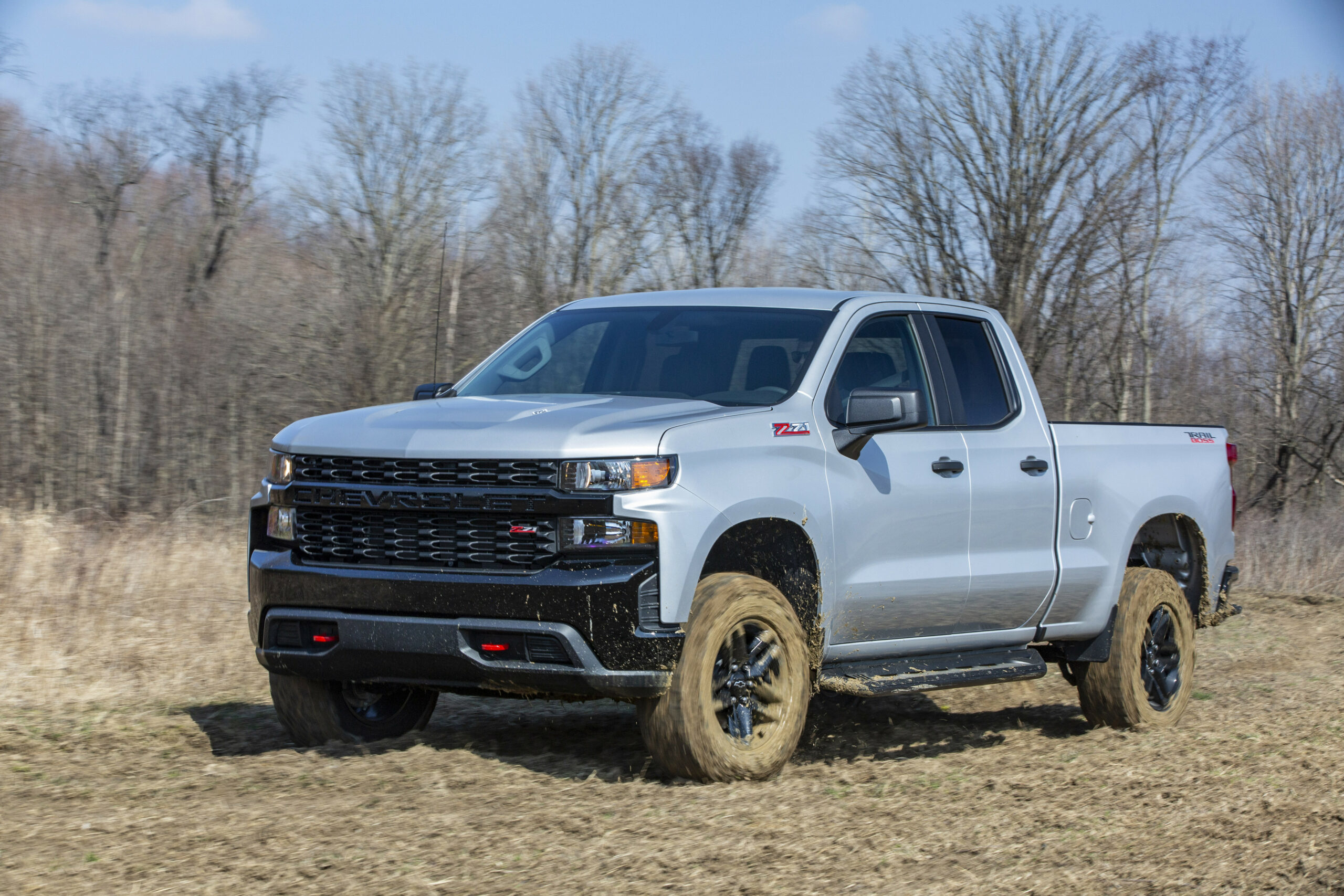More Where It Matters: 7 Silverado 7 - 2020 chevrolet z71