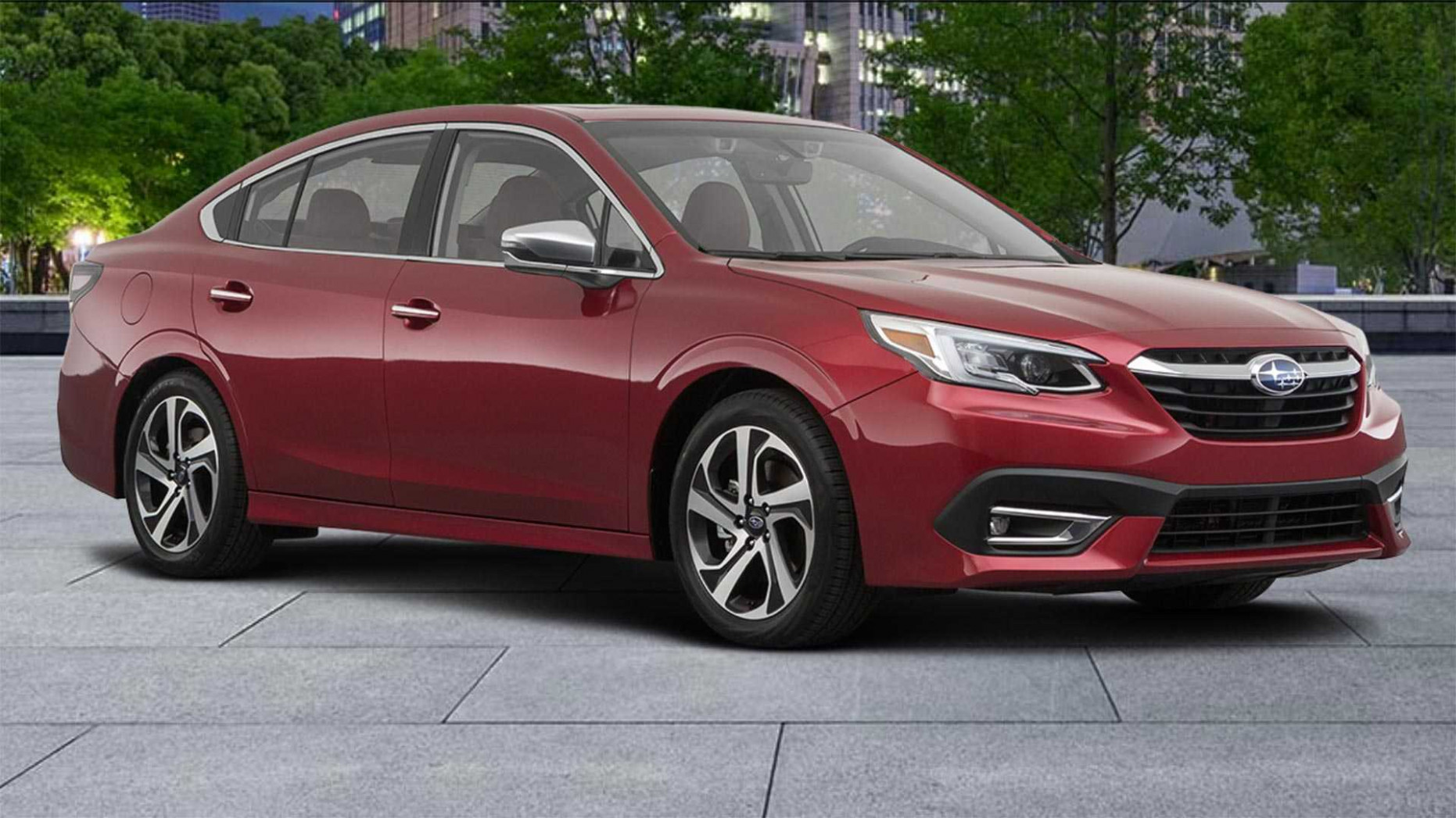 Most Expensive 6 Subaru Legacy Costs $6,6