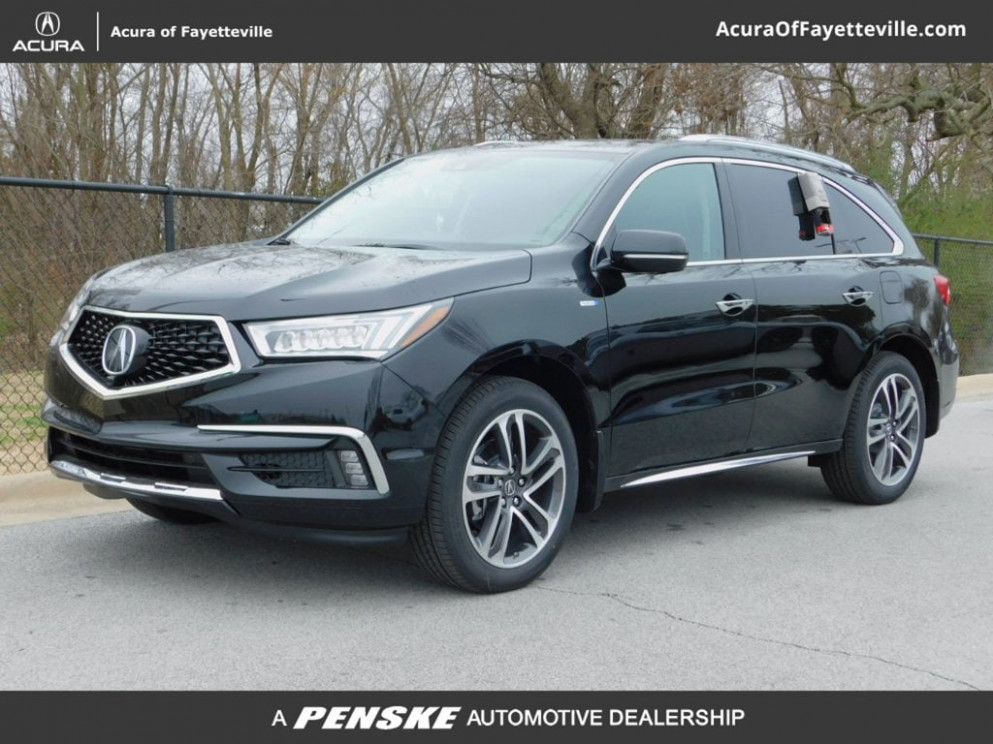 New 6 Acura MDX For Sale at Acura of Fayetteville | Stock#:LL6