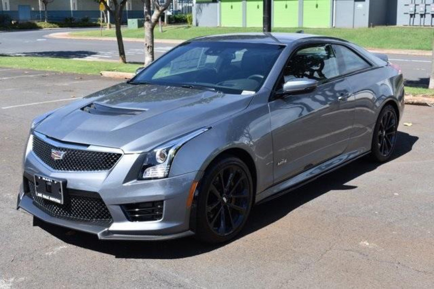 New 6 Cadillac ATS-V Coupe For Sale At Dealer In Hawaii | GM ...