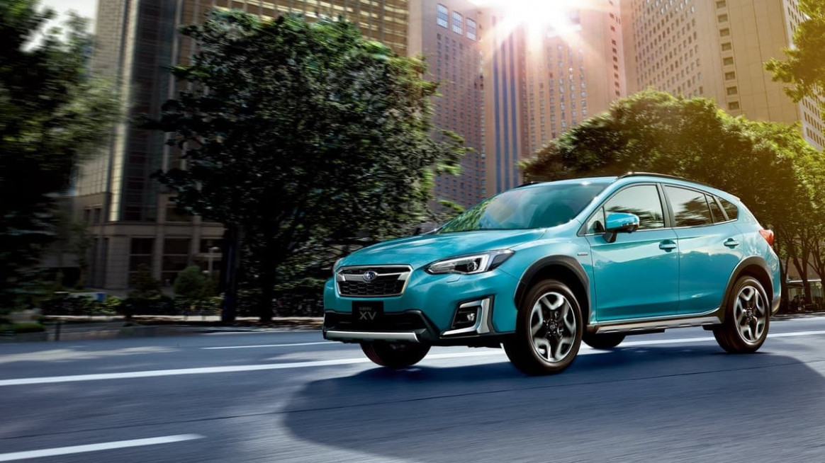 New 6 Subaru Crosstrek Arrives With 6 Upgrades And Improves 6 ...