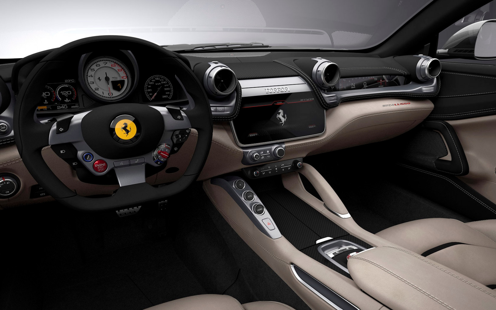 New 7 Ferrari GTC7LUSSO For Sale (Special Pricing) | Aston ...